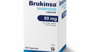 베이진의 브루킨사®(자누브루티닙), 외투세포림프종 환자 치료제로 승인 받아