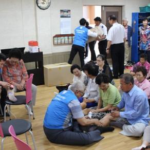 2019-07-07 / 구세군오가교회 의료봉사 (충남 예산군)