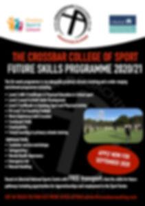 College of Sport - Future Skills 2020 Fl