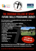 Applications invited for Crossbar's popular Future Skills Programme at Lilleshall National Sports Ce