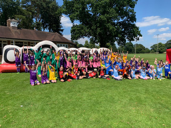 Crossbar Primary Festivals proved big hit this year!