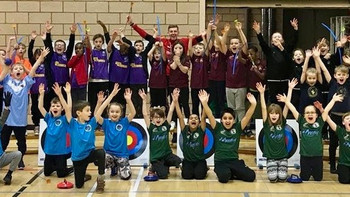 Shropshire schools take aim for sporting glory with Crossbar