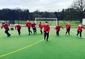Crossbar launch coaching traineeship at Lilleshall National Sports Centre