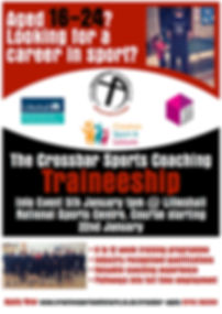 Crossbar Traineeship Information