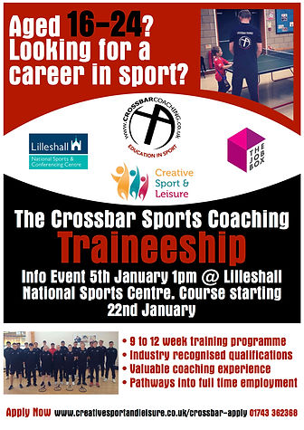 Crossbar Traineeship Information