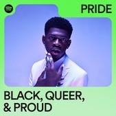 Spotify: Black, Queer & Proud