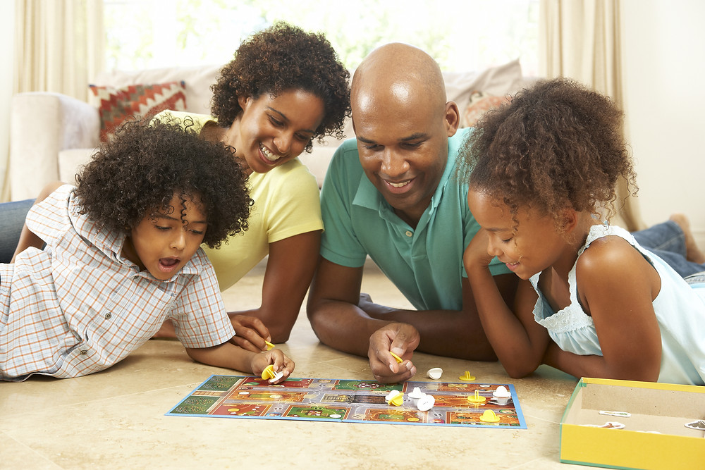 Game playing is great for kindergarten math skills