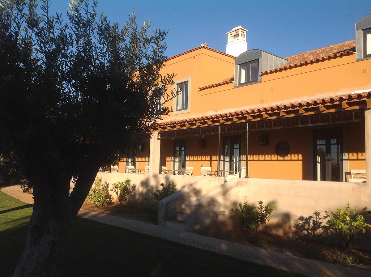 Terrace south