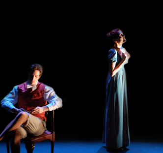 Grasmere written by Kristina Leach, directed by Noel Neeb. Cast: Rachel McKinney & Matthew Waterson.