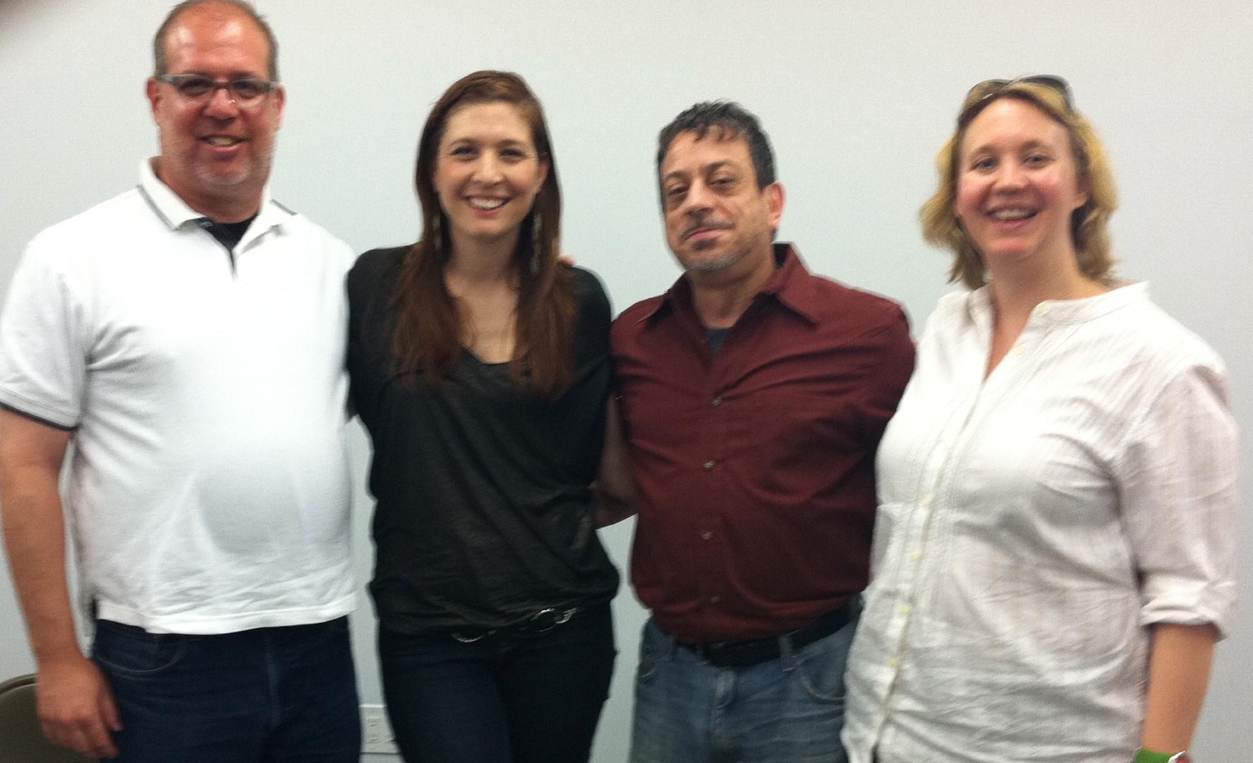 RoaN Party With a Purpose: Casting Directors: Ross Meyerson, Rachel McKinney, Vic DiMonda, Noel Neeb