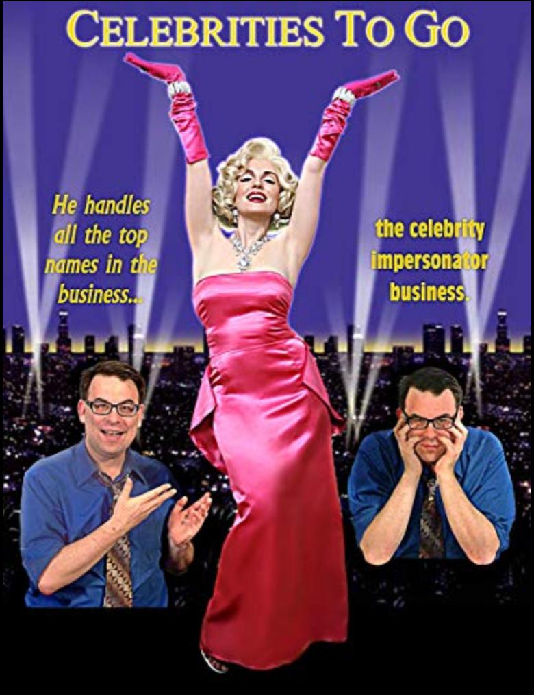 Celebrities to Go Webisode Poster