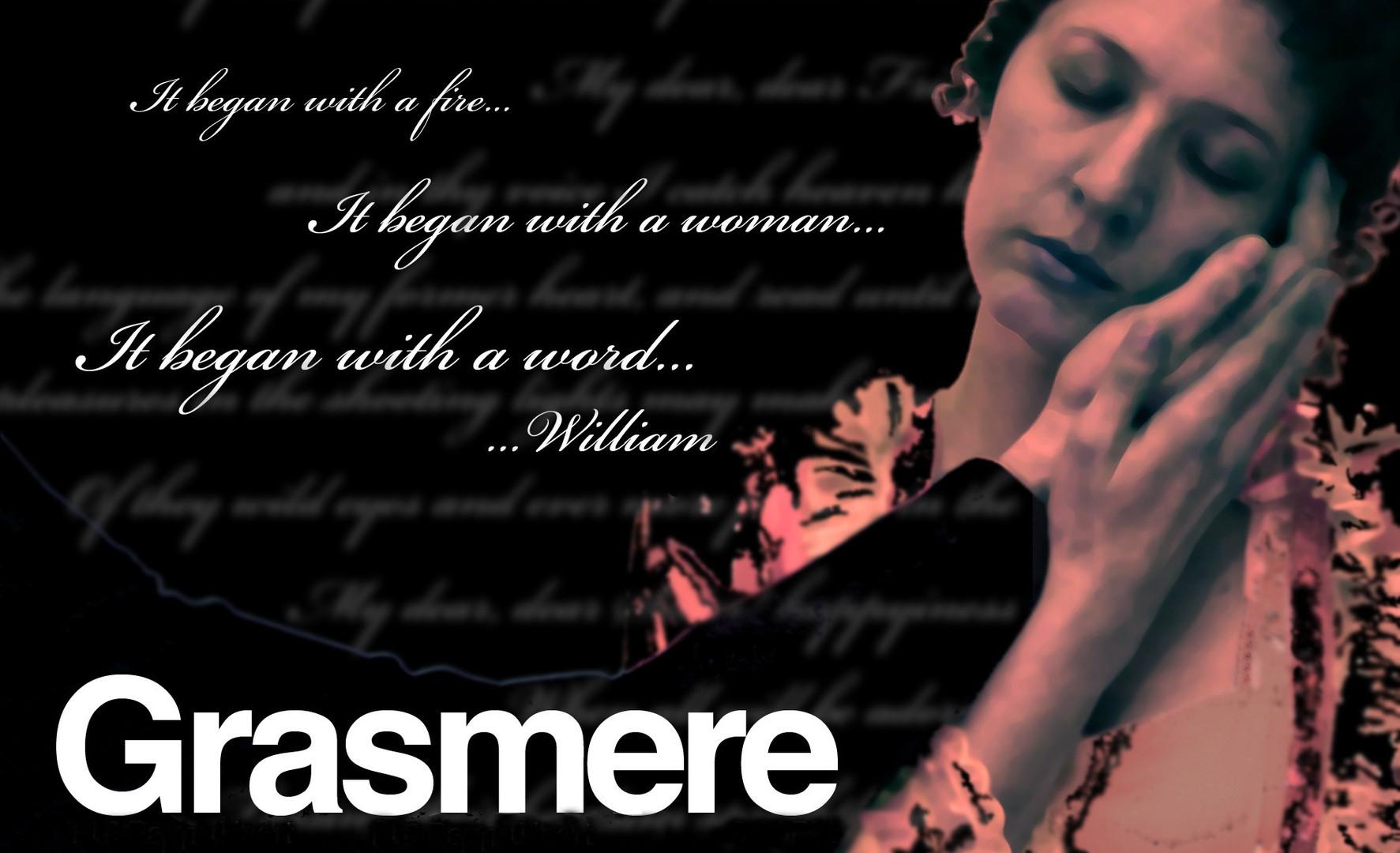 Grasmere written by Kristina Leach, directed by Noel Neeb. Cast: Rachel McKinney, Matthew Waterson, Brent Barnes, Maria Pallas.