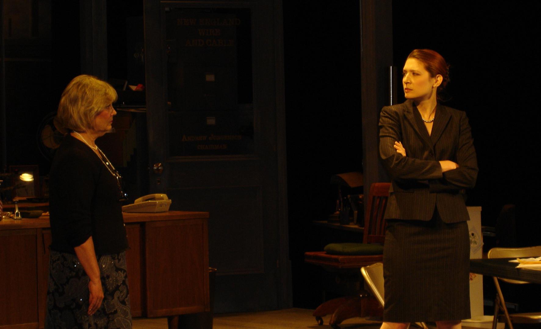 Other People's Money, directed by Michael Licata. Cast: Rachel McKinney