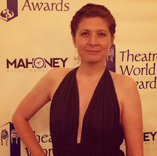 Celebrating the art of theatre at the Theatre World Awards.