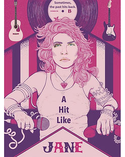A Hit Like Jane poster