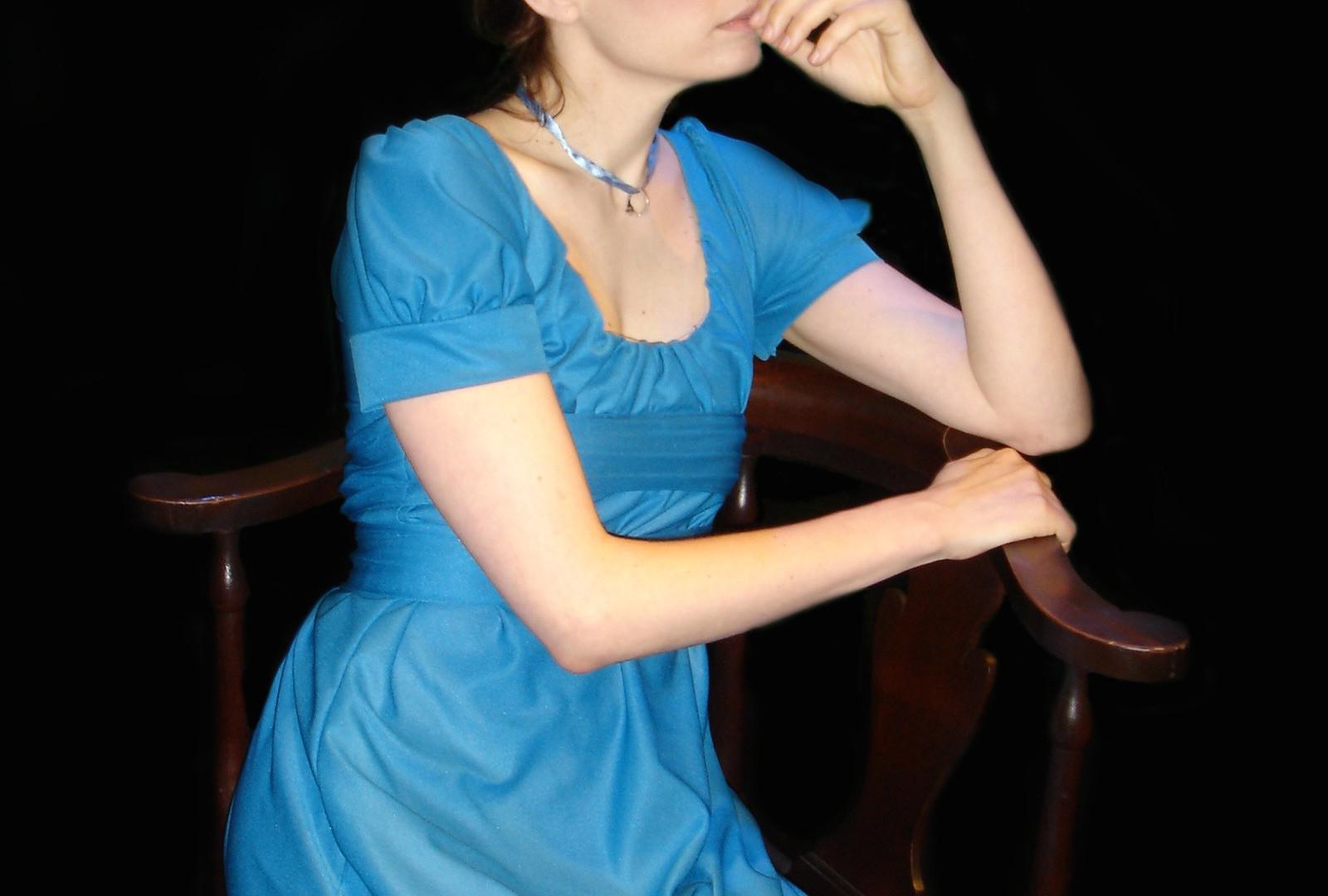Grasmere written by Kristina Leach, directed by Noel Neeb. Cast: Rachel McKinney.