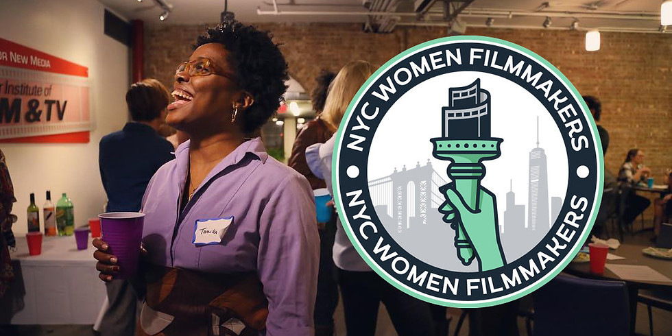 NYC Women Filmmakers networking event