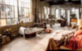 Manhattan apartment living room