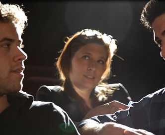 Heroes and Monsters. Cast: Ben Leasure, Rachel McKinney, Ben Broad