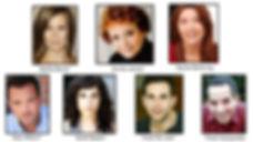 Freshly Fallen Snow written by M.E.H. Lewis and directed by Noel Neeb. Martha Byrne, Sondra James, Rachel McKinney, Noel Neeb, Gary Hilborn, Sarah Baskin, Frank De Julio, Frank Campanella.