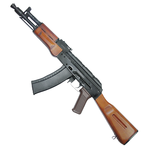 Classic Army CA017M AK105 AEG with Wood Hanguard and stock
