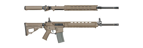 Ares X Ameoba M4 Assault Rifle AEG (Long, DE)
