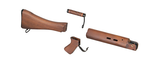 Ares Wooden Furniture Body Kit for L1A1 SLR AEG