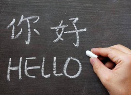 成人中文 Adult Chinese