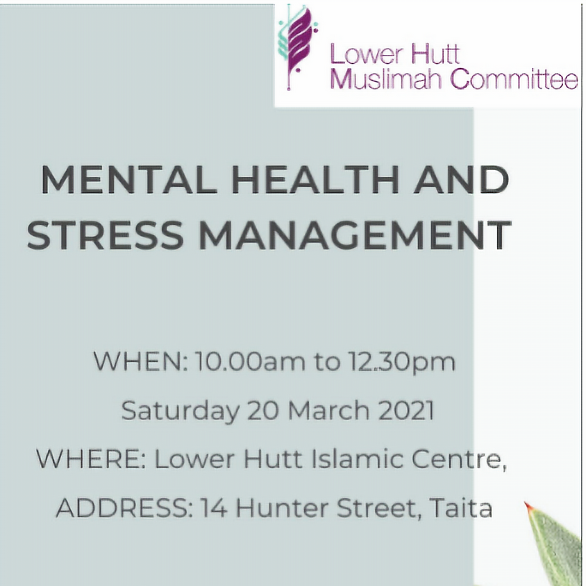 Introduction to Mental Health and Stress Management
