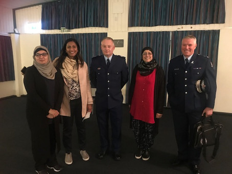 Police Information evening: Recording Hate Crimes and incidents