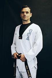 Elite Taekwondo instructor