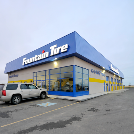 FOUNTAIN TIRE - BEAUMONT