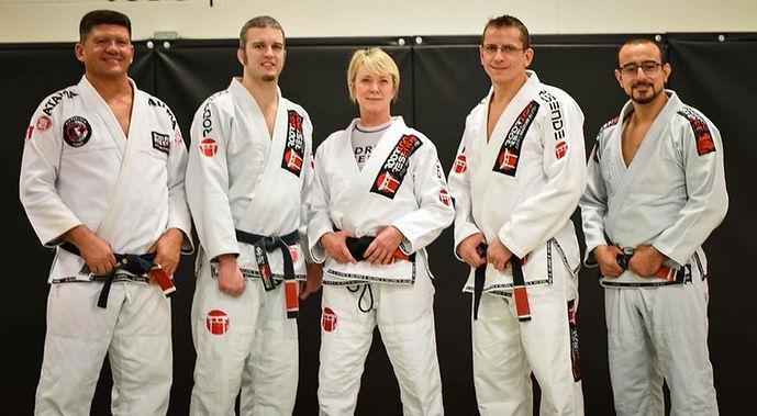 Elite Taekwondo Jiu Jitsu Instructor
