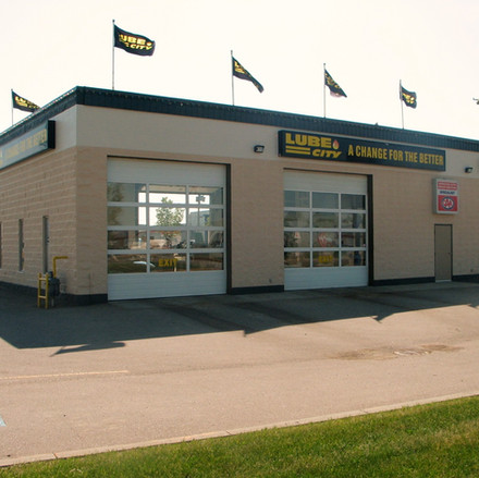 LUBE CITY - LEDUC