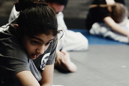 Elite Taekwondo warmup stretches