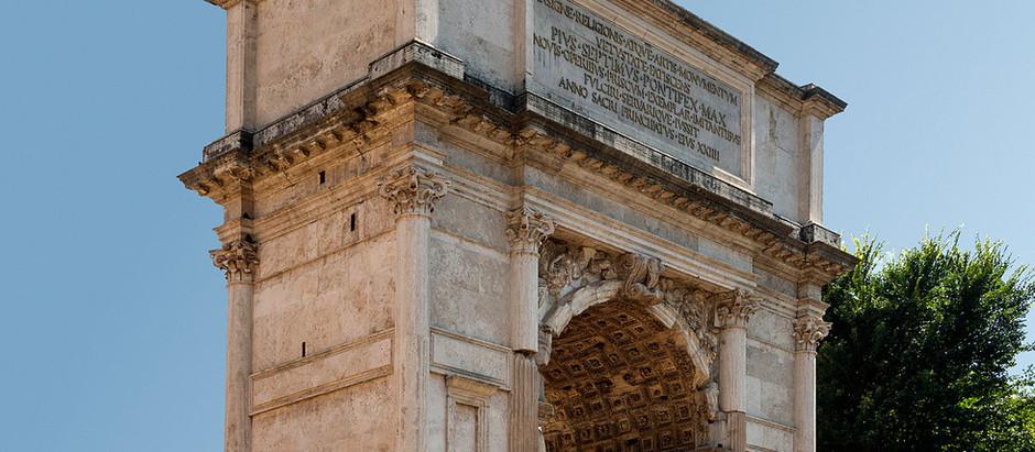 Você sabe o que é o Arco de Tito e o que ele tem a ver com a arqueologia bíblica?