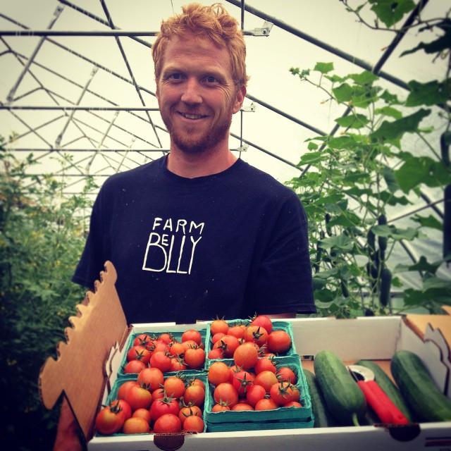 Toby Fisher - Gentle Giant Farmer