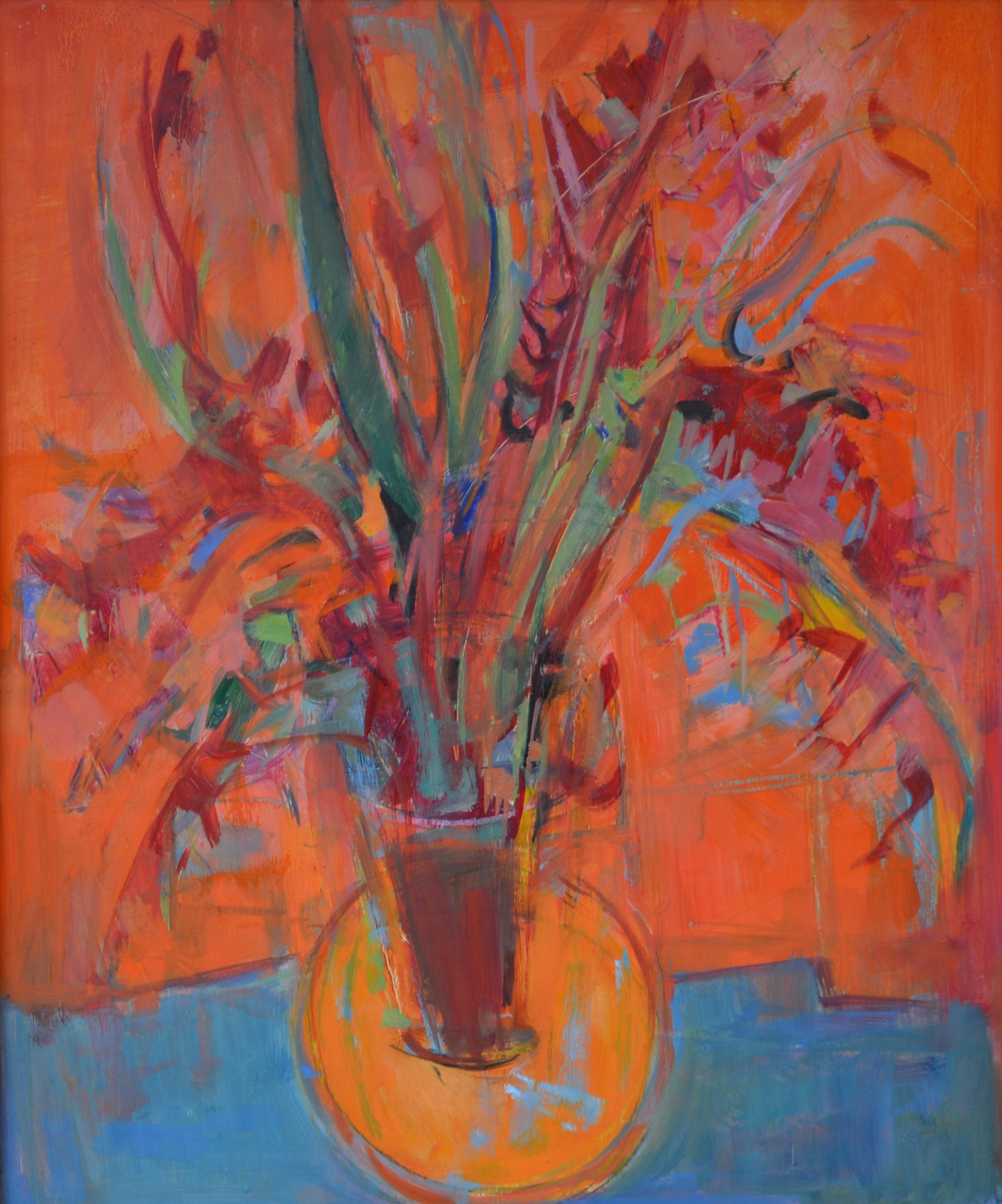 Fleurs. Isorel. 471 A. 65x53