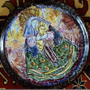 917 - Vierge à l'enfant