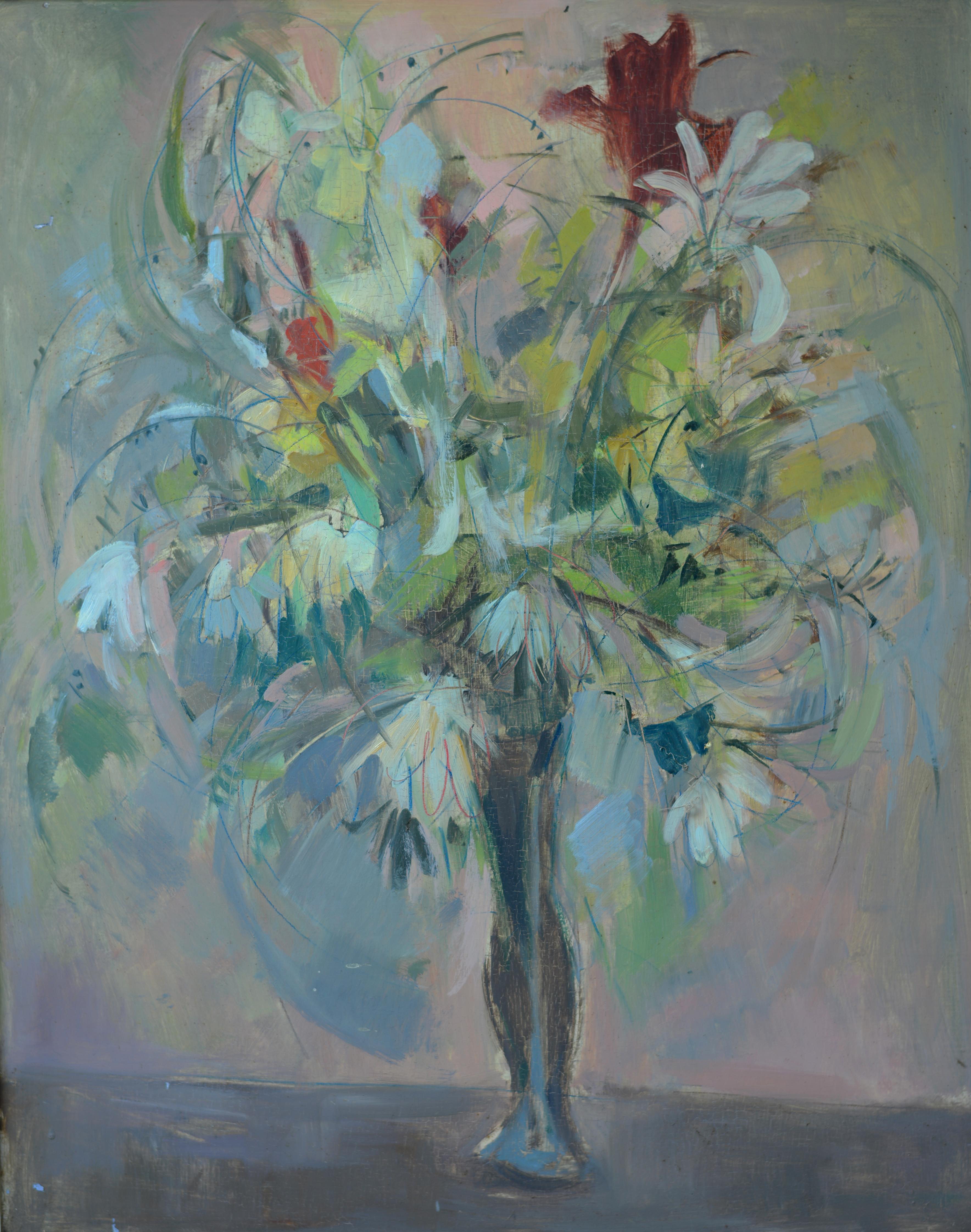 Fleurs. Isorel. 574. 91x73