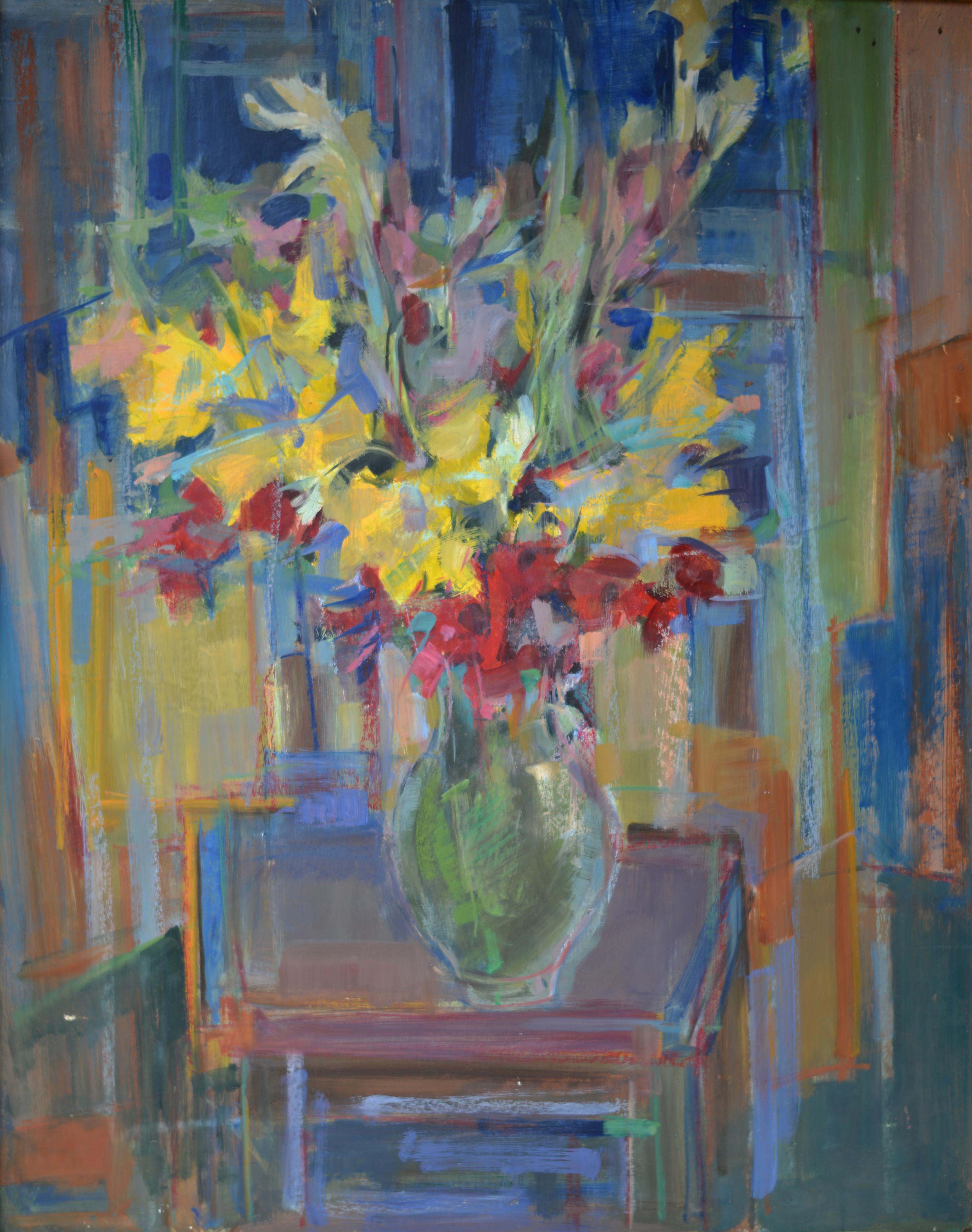Fleurs. Isorel. 572. 92x73