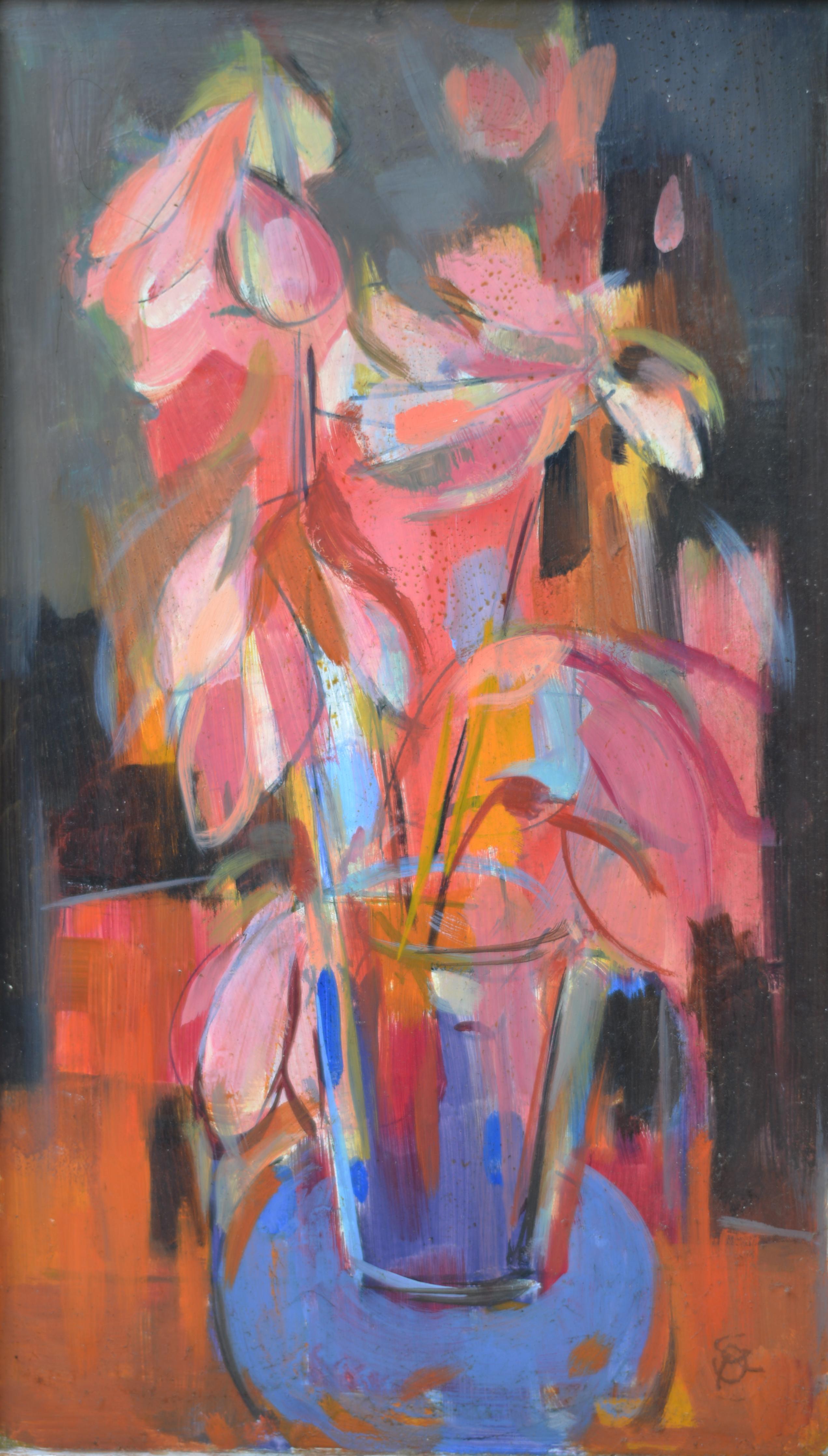 Fleurs. Isorel. 763. 46x27,5
