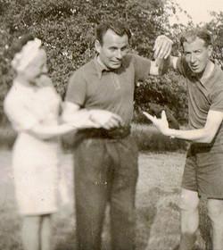 Céline et Paul Mondain