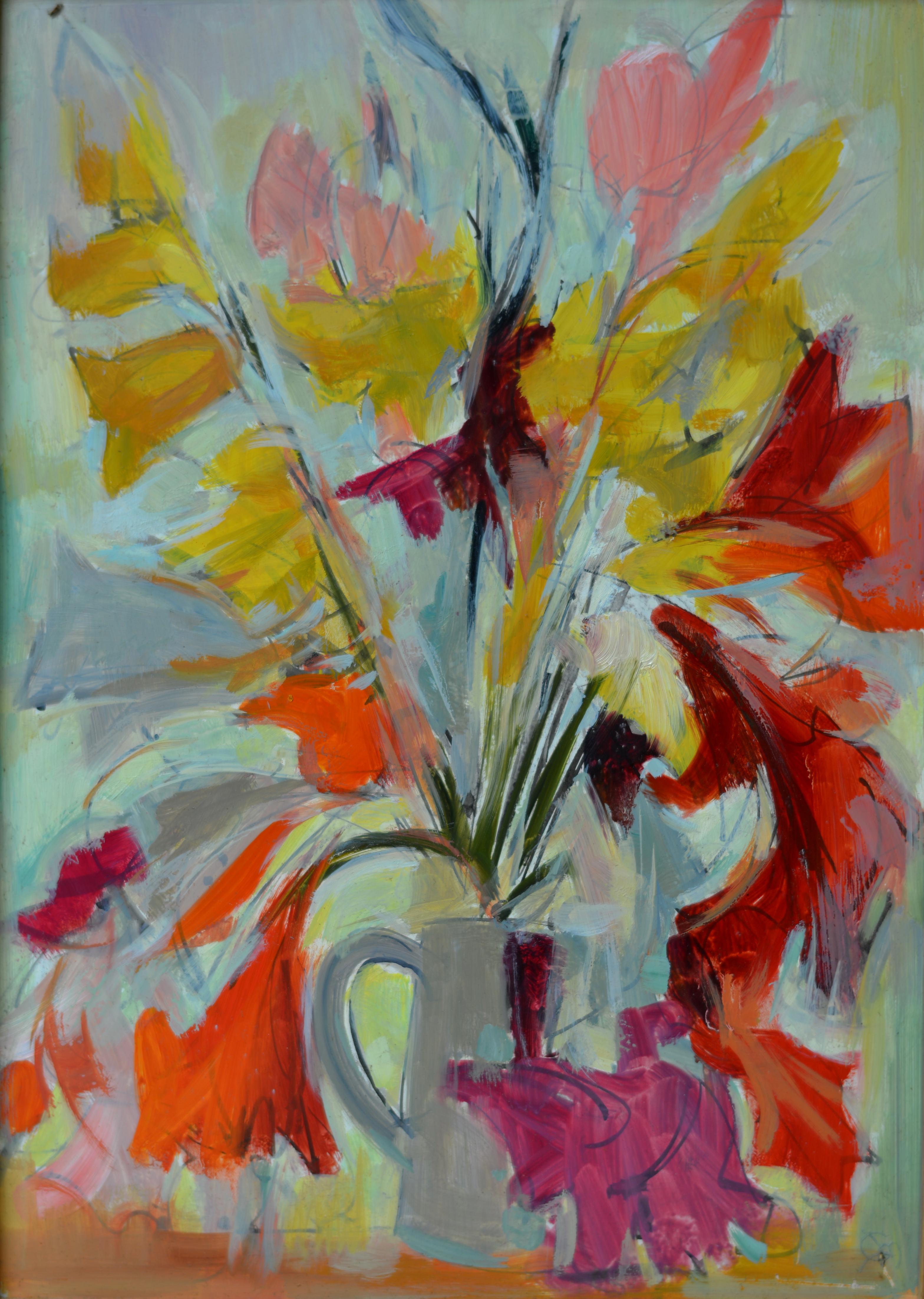 Fleurs. Isorel. 632. 46x33
