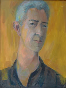 847. Autoportrait.