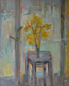 781. Fleurs jaunes.