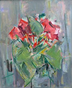 487 B. Fleurs Drouot N° 19.