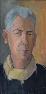 853. Autoportrait.