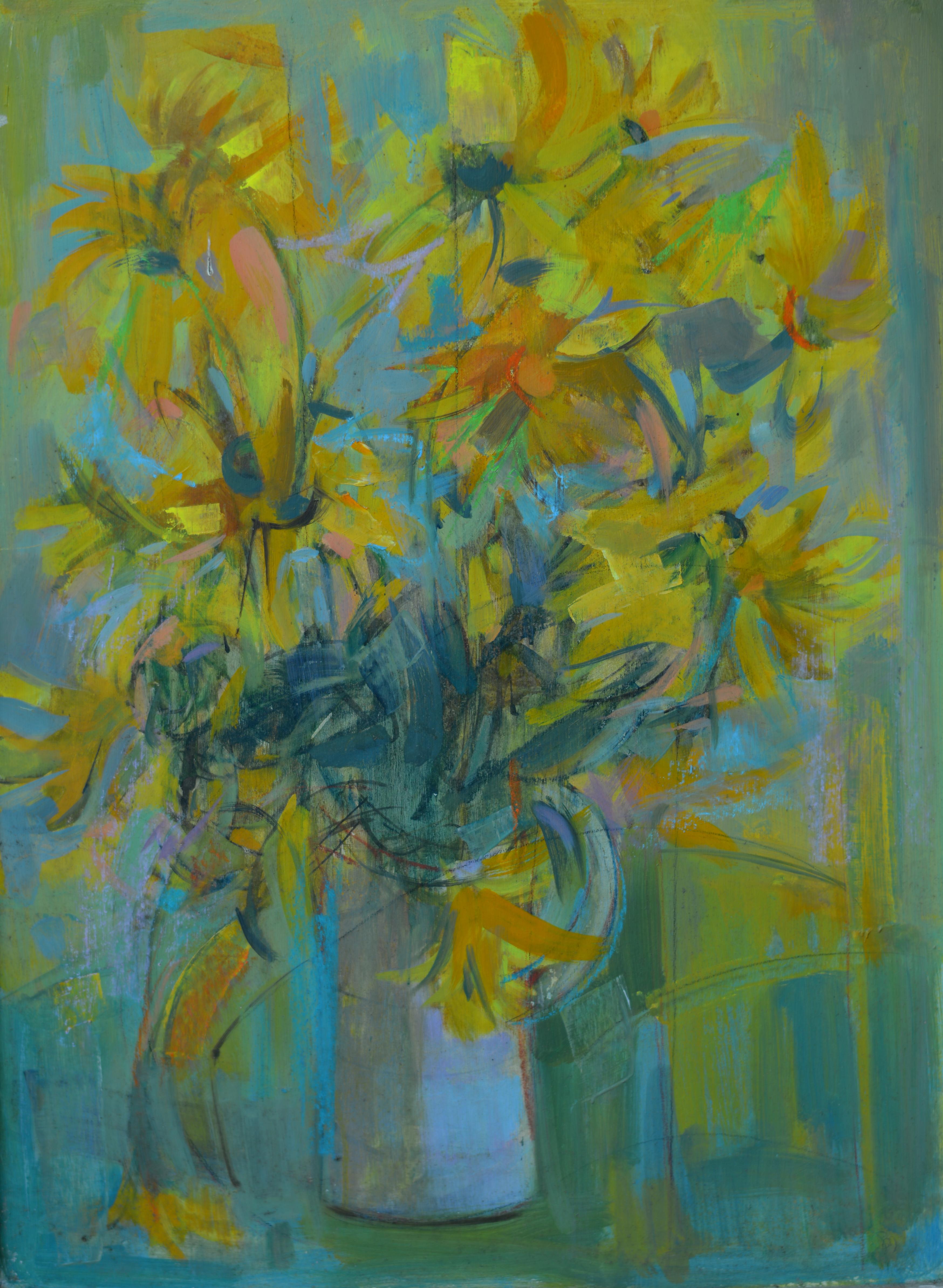 Fleurs. Isorel. 939. 72x54