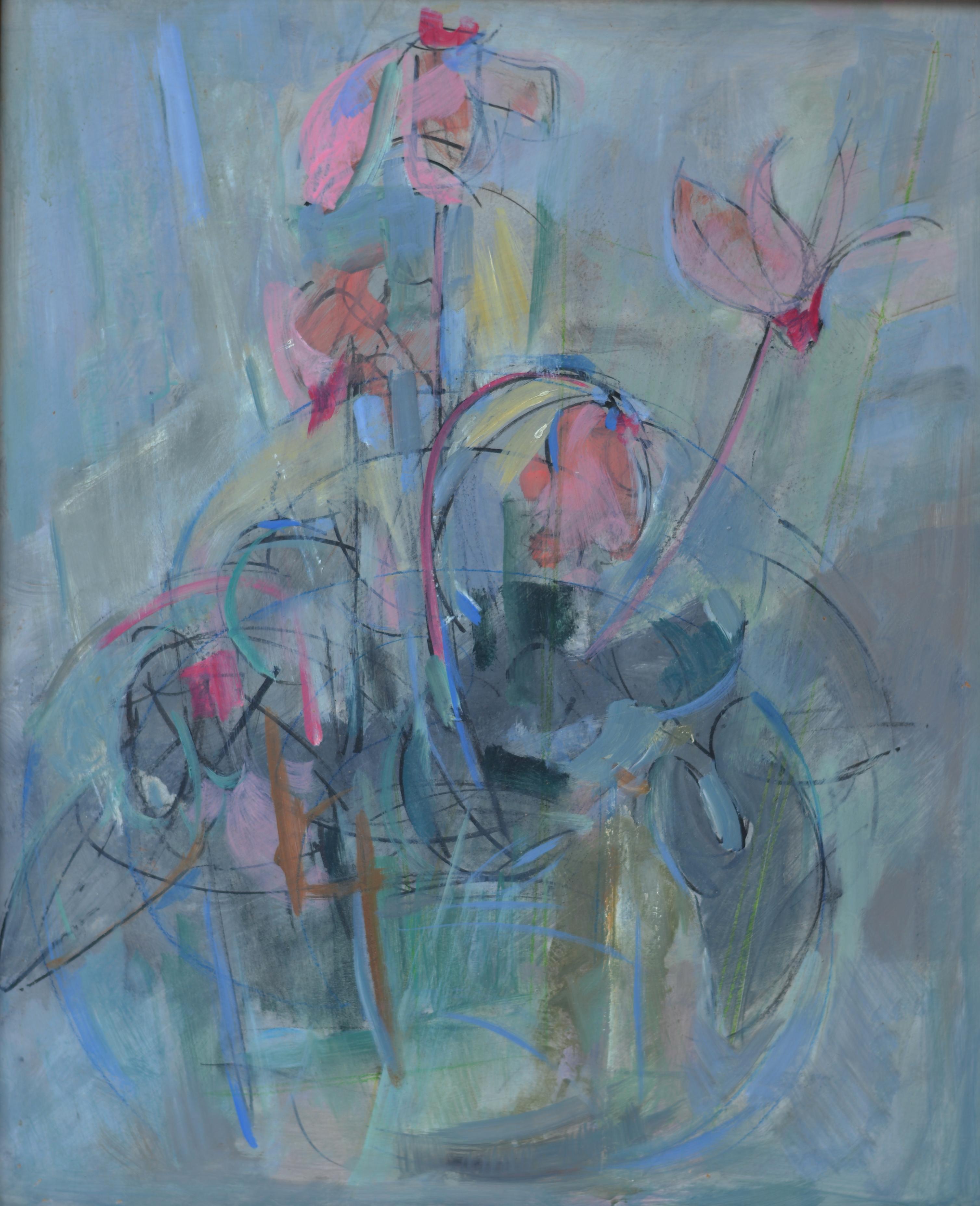 Fleurs. Isorel. 796. 61x50